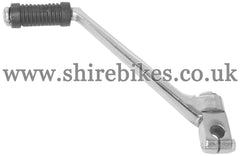 Straight Cranked Kick Start Lever suitable for use with Monkey Bike Motorcycles