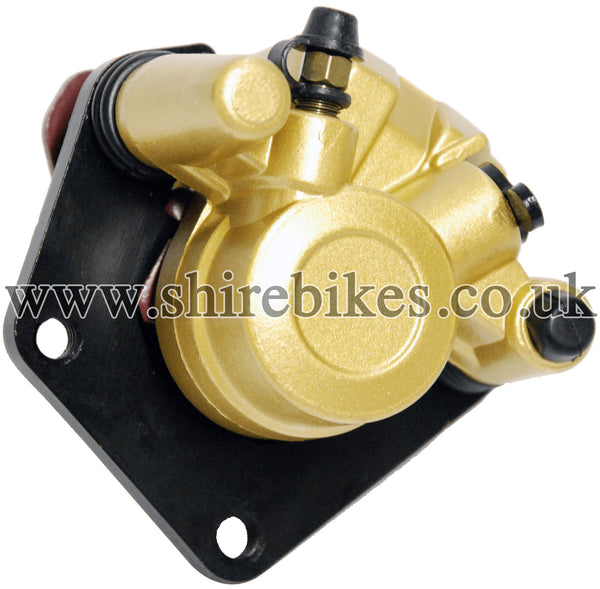Custom Brake Caliper suitable for use with Monkey Bike Motorcycles