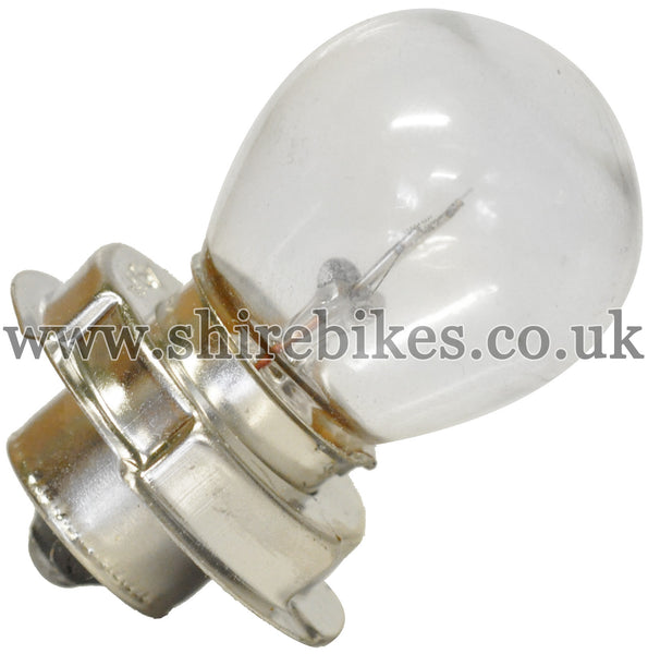 Reproduction 6V Headlight Single Filament Bulb suitable for use with Z50M, Z50A, CZ100