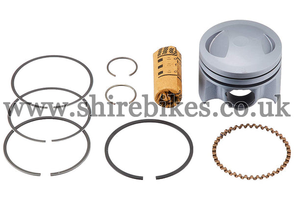 Kitaco High Compression Piston Kit suitable for use with Z50J 12V, ST50 Dax 12V, XR50, CRF50