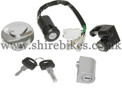 Honda Lockset suitable for use with Z50J 12V