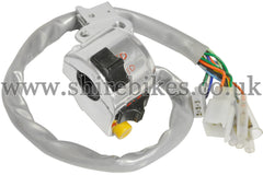 Honda 12V Left Hand Switch Gear suitable for use with Z50J