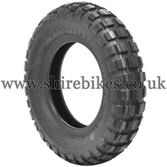 3.50 x 8 Bridgestone Trail Wing Knobbly Tyre