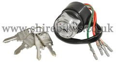Honda 2 Position Ignition Switch (4 Wire) suitable for use with Dax 6V, Chaly 6V
