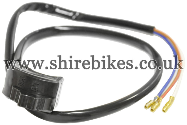 Honda High/Low Dip Switch suitable for use with Z50A, Dax 6V, Chaly 6V