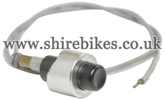 Honda Chrome Horn Switch Button suitable for use with Z50A, Dax 6V