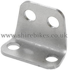 Reproduction Horn Bracket (White Tank) suitable for use with CZ100
