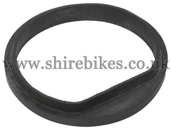 Honda Speedometer Seal Cushion Rubber suitable for use with CZ100, Z50M, Z50A, Z50J1, Z50J