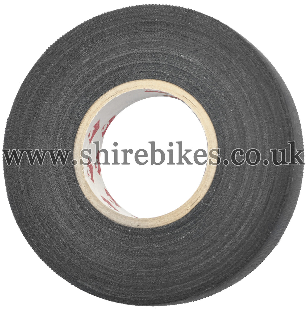 cloth adhesive wiring loom harness tape shire bikes parts rh shirebikes co uk Wire Harness Tape 19Mm wiring harness tape foureyedpride