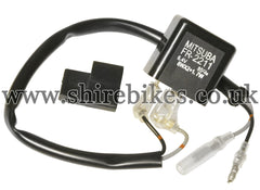 Honda 6V Flasher Relay suitable for use with Z50J 6V, Dax 6V, Chaly 6V