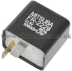 Honda 12V Flasher Relay suitable for use with Z50J, Dax 12V