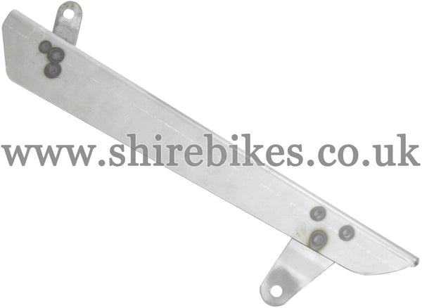 Reproduction Bare Metal Chain Guard suitable for use with Z50A
