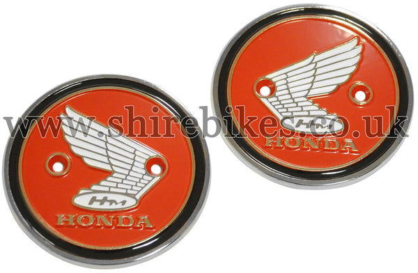 Honda Tank Badges (Pair) suitable for use with Z50M, Z50A