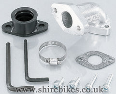 Kitaco Inlet Manifold (Right Hand) for VM24 suitable for use with Dax, Monkey Bike Motorcycles