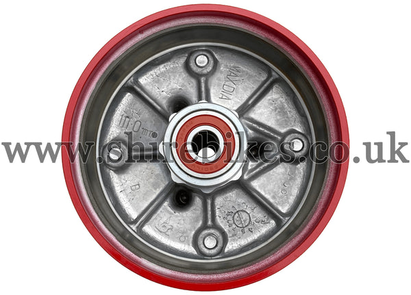 Honda Red Rear Hub suitable for use with Z50J 12V
