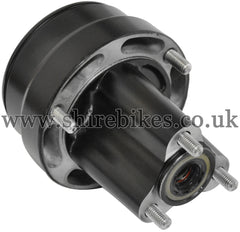 Honda Black Rear Hub suitable for use with Z50R