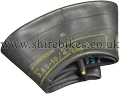 3.50/4.00 x 10 Honda Bridgestone Inner Tube (Straight Valve) suitable for use with Dax 6V, Dax 12V, Chaly 6V