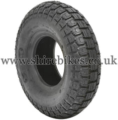 3.50/4.10 x 5 Tyre suitable for use with CZ100