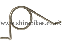 Reproduction Rear Brake Arm Return Spring (Stainless Steel) suitable for use with Z50A