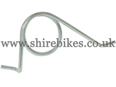 Reproduction Rear Brake Arm Return Spring (Zinc Plated) suitable for use with Z50A