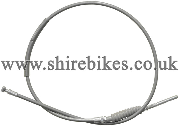 Reproduction Grey Rear Brake Cable suitable for use with Z50A