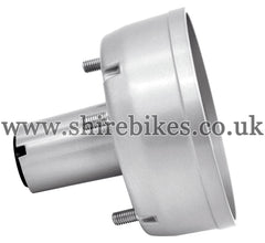 Honda Silver Front Hub suitable for use with Z50J 12V