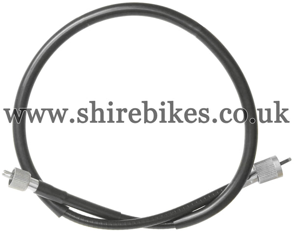 Honda Black Speedometer Cable suitable for use with Dax 6V