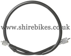 Honda Speedometer Cable suitable for use with C90E