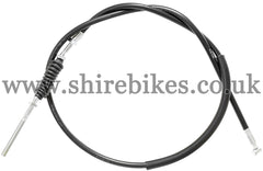 Honda Black Front Brake Cable suitable for use with Z50A, Z50J1