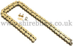 DID (Japan) 420NZ3 Drive Chain - 88 Link