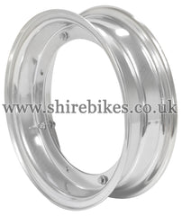 10 x 2.75 Custom Aluminium Wheel suitable for use with Dax & Chaly Motorcycles