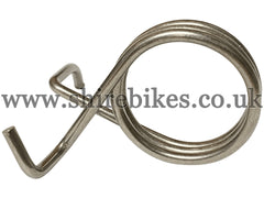 Reproduction Brake Pedal Return Spring (Stainless Steel) suitable for use with Z50M