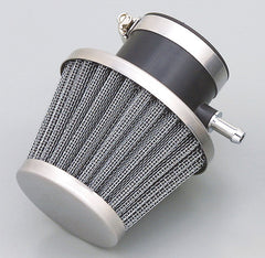 Daytona 35mm Sports Cone Air Filter with Vent Pipe for KEI-HIN PC20
