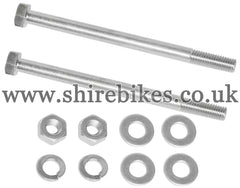 Honda Seat Bolts, Nuts & Washers suitable for use with Z50A