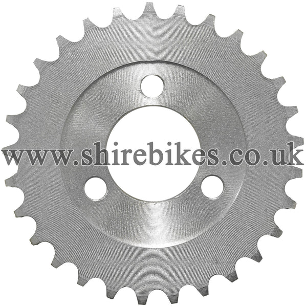 29T Rear Sprocket suitable for use with CZ100, Z50M, Z50A, Z50J1, Z50J, Z50R