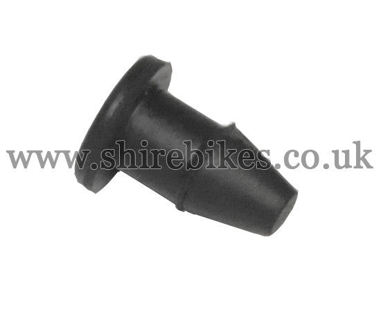 Honda Rubber Frame Plug suitable for use with Dax 6V
