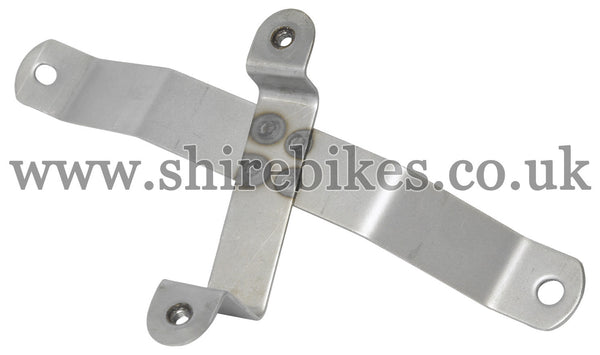 Reproduction Bracket for Side Number Plate (Chain Side) suitable for use with Z50R