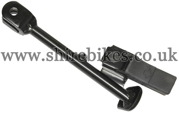 Honda Side Stand with Rubber Flip Up suitable for use with Z50J