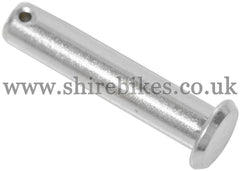 Honda Foot Peg Pivot Clevis Pin suitable for use with Z50R, Z50J1, Z50J, Dax 6V, Dax 12V