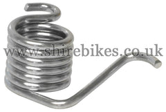 Honda Foot Peg Return Spring suitable for use with Z50R
