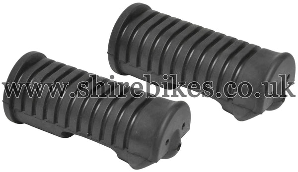 Honda Foot Peg Rubbers (Pair) suitable for use with Z50J