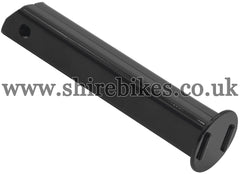 Honda Rear Metal Foot Peg suitable for use with Dax 12V