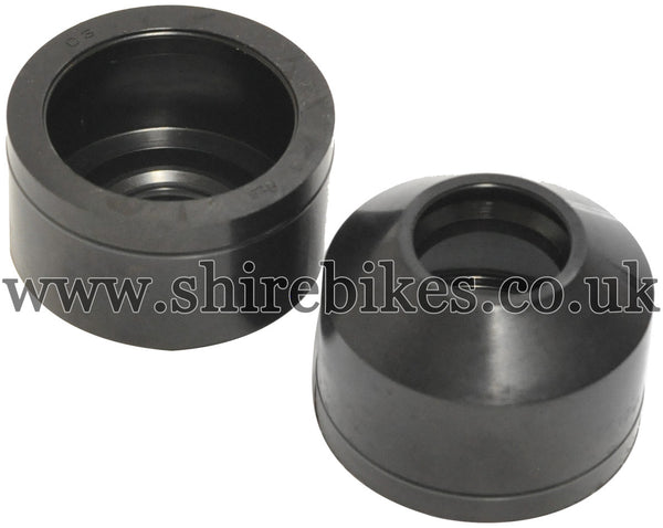 Honda Rubber Fork Seal Cups (Pair) suitable for use with Z50R, Z50J
