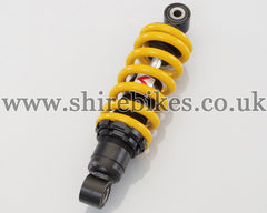 Kitaco Yellow Shock Absorber suitable for use with MSX125 GROM
