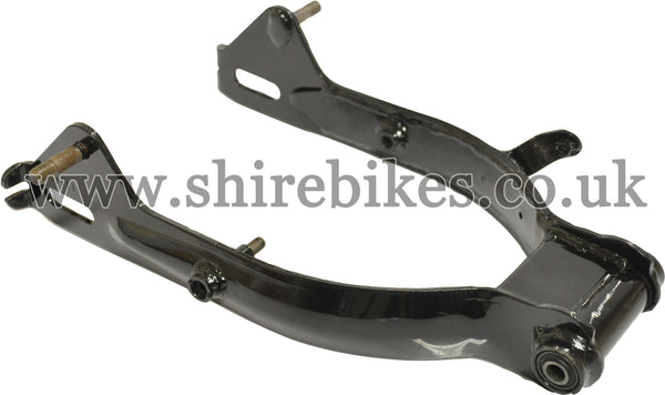 Reproduction Black Swingarm suitable for use with Dax 6V, Dax 12V, Chaly 6V