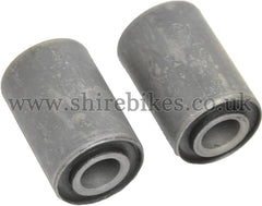 Honda Swingarm Bushes (Pair) suitable for use with Dax 6V, Dax 12V, Chaly 6V, C90E