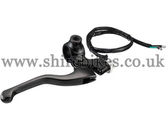Kitaco Black Brake Lever Bar Mount suitable for use with Monkey Bike Motorcycles