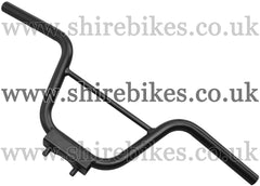 Custom Low Folding Handlebars (Pair) suitable for use with
