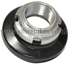 Honda Steering Stem Bearing Adjuster Nut suitable for use with Z50J1, Z50R, Z50J, Dax 6V, Chaly 6V, Dax 12V