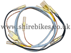 Reproduction Grey Wiring Loom suitable for use with Red Tank CZ100 (1964 - 1965)